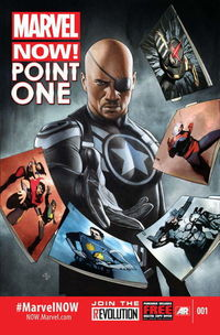 Marvel Now Point One at TFAW.com