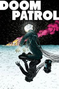 Doom Patrol comics at TFAW.com