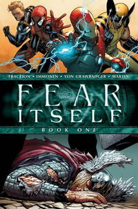 Marvel Fear Itself