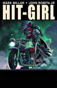 Hit Girl gets her own series this June. Order issue #1 at TFAW.com today!