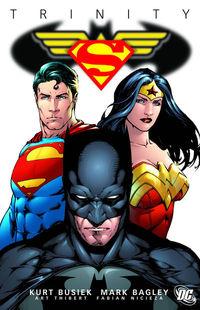 Trinity Comic Book