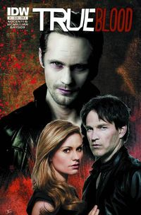 True Blood ongoing monthly series begins in May. Order issue #1 at TFAW.com today!