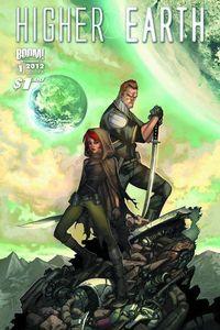 Higher Earth Comics
