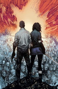 Walking Dead #100 at TFAW.com--Nine covers to choose from. Pre-order your copy today!