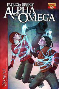 Patricia Briggs Alpha & Omega: Cry Wolf Comics