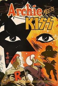 Archie #627 (Archie Meets Kiss Pt 1)
