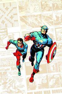 Captain America 1940s Newspaper Strip #1