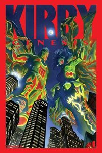 Kirby: Genesis #1 Alex Ross Cover