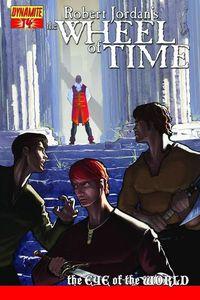 Robert Jordan's Wheel of Time Eye of the World comics