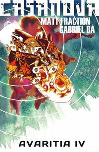 Gabriel Bá Comics