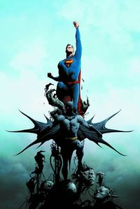 New Superman/Batman Series hits the New 52 this summer!