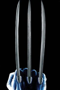 Indestructible Adamantium Metal Alloy
