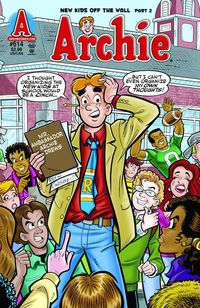 Archie #614 New Kids Off the Wall