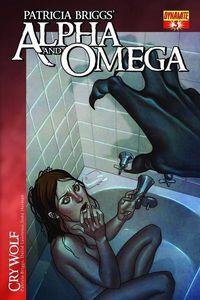 Patricia Briggs Alpha & Omega Cry Wolf Comics