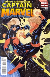 Captain Marvel #6 now available for pre-order at TFAW.com!