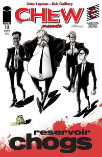 Chew #13 Second Printing