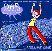 DAR: A Super Girly Top Secret Comic Diary Volume 1