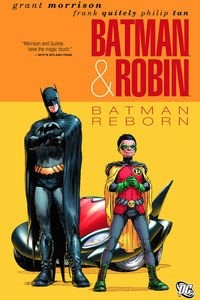 Batman and Robin Grant Morrison