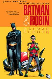 Batman and Robin Grant Morrison