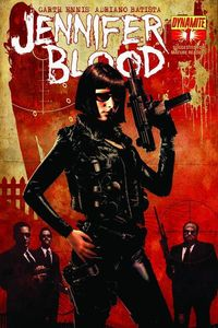 Garth Ennis: Jennifer's Blood #1