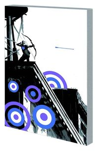 Hawkeye TPB My Life As Weapon Vol. 01  review at TFAW.com