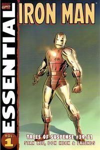 Marvel Essential Trade Paperbacks