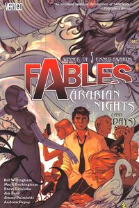 Fables TPB Vol. 7: Arabian Nights (and Days)