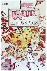 Fables TPB Vol. 5: The Mean Seasons