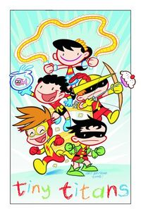 Tiny Titans by Art Baltazar and Franco