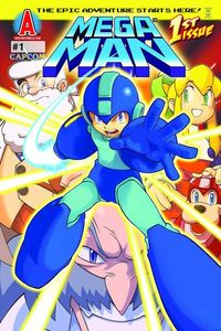 Archie Mega-Man