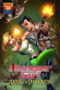 Danger Girl Army of Darkness