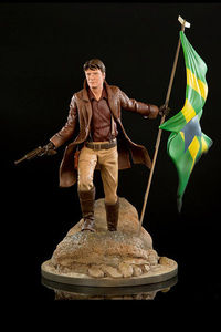 Serenity Malcolm Reynolds 1:6 Scale Statue at TFAW.com