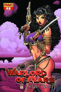 Warlord of Mars Dejah Thoris #1