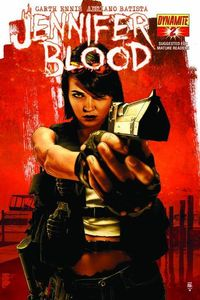 Garth Ennis: Jennifer Blood #2