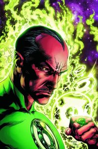 Green Lantern: Sinestro HC Vol. 01