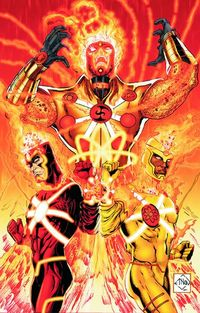 Fury of Firestorm Gail Simone