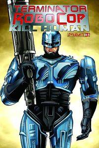 Terminator Robocop Kill Human #3
