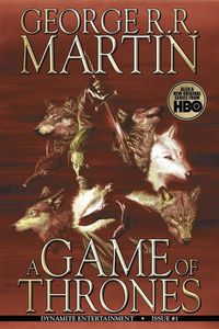 George R. R. Martin A Game of Thrones, No. 10 Daniel Abraham and Tommy Patterson