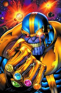 Thanos comics and graphic novels at TFAW.com