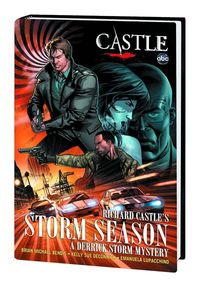 Kelly Sue and Brian Michael Bendis collaborate on the critically acclaimed Castle graphic novels.