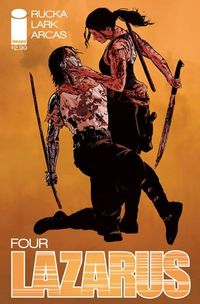 Lazarus #4 review at TFAW.com