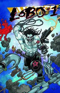 Justice League 23.2 Lobo review at TFAW.com