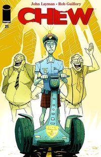Rob Guillory Comics