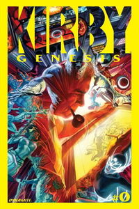 Kirby: Genesis #0 Alex Ross Cover