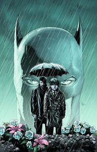 Geoff Johns and Gary Frank explore Batman's origins in Batman Earth One original graphic novel