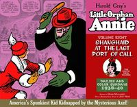 Harold Gray's Little Orphan Annie at TFAW.com