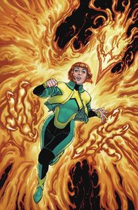 Jean Grey comics at TFAW.com