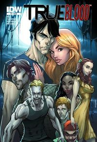 cover image for True Blood issue 1
