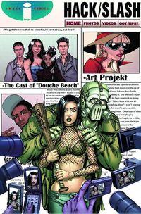 Hack/Slash comics