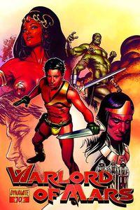 Warlord Of Mars #10